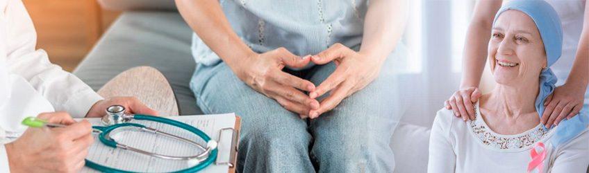 Qué efectos secundarios puede experimentar un paciente luego de un tratamiento por cáncer de mama.
