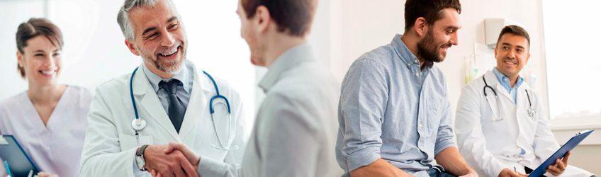 Diez Formas de ser un mejor paciente.
