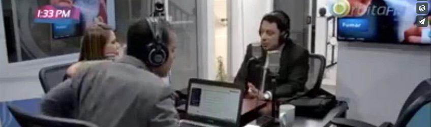 Entrevista en Orbita FM sobre el Cáncer de Próstata